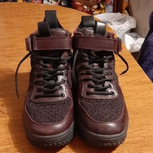 Air force 1 mens boots size 8